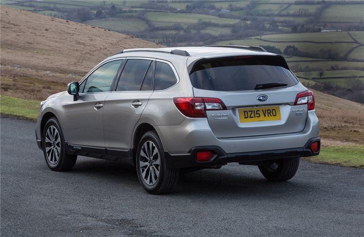Subaru Boxer Engine >> Subaru Outback 2014 - Car Review | Honest John