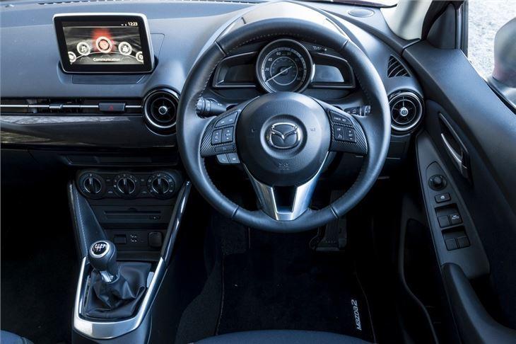 Mazda 2 2015 - Car Review | Honest John