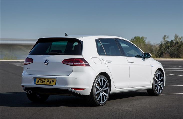 Volkswagen Golf Gte 2015 Car Review Honest John