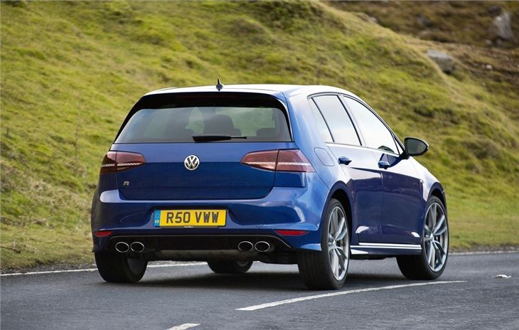 Compare Car Insurance >> Volkswagen Golf R 2014 - Car Review | Honest John