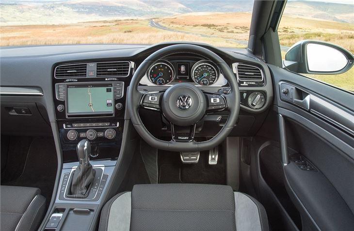 Volkswagen Golf R 2014 Car Review Honest John