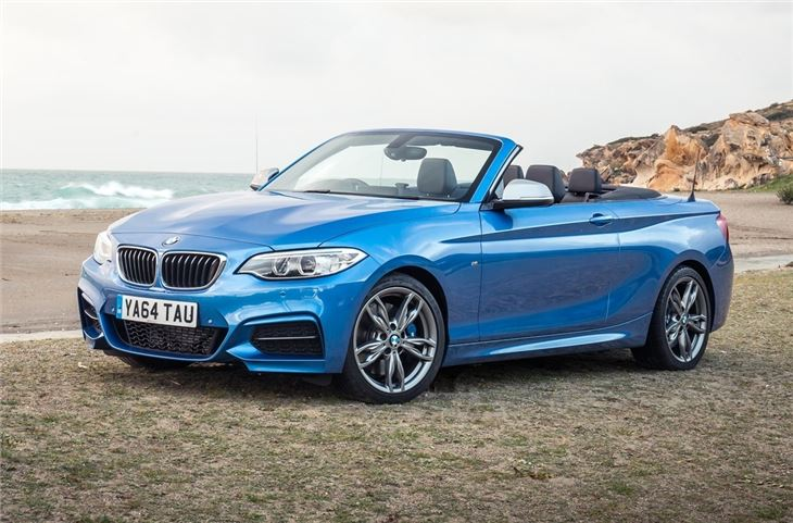 Bmw 2 Series Convertible F87 2015 Car Review Honest John