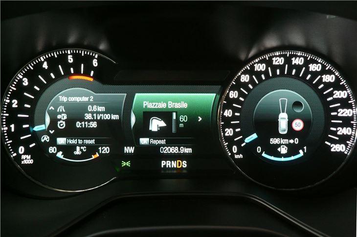 Ford Mondeo Vignale 2015 Car Review Honest John