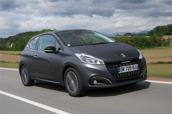 peugeot 208 1 6 bluehdi 2015 road test road tests honest john. Black Bedroom Furniture Sets. Home Design Ideas
