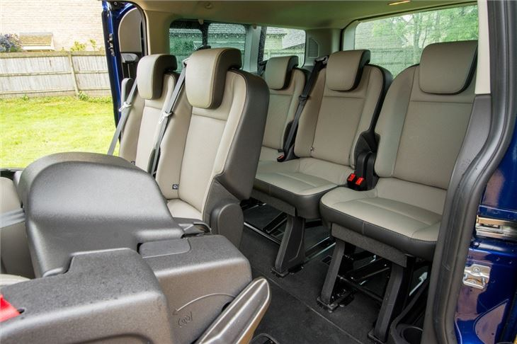 Ford Tourneo Custom 2013 - Van Review | Honest John