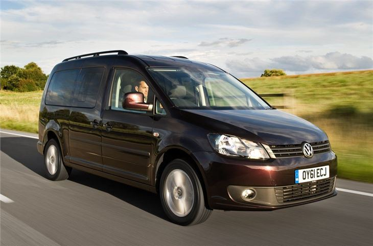 Volkswagen Caddy Maxi Life 2008 Van Review Honest John