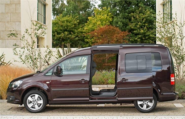 volkswagen caddy maxi life 2008 van review honest john. Black Bedroom Furniture Sets. Home Design Ideas