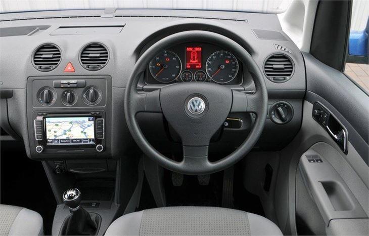 Volkswagen Caddy Maxi Life 2008 Van Review Honest John