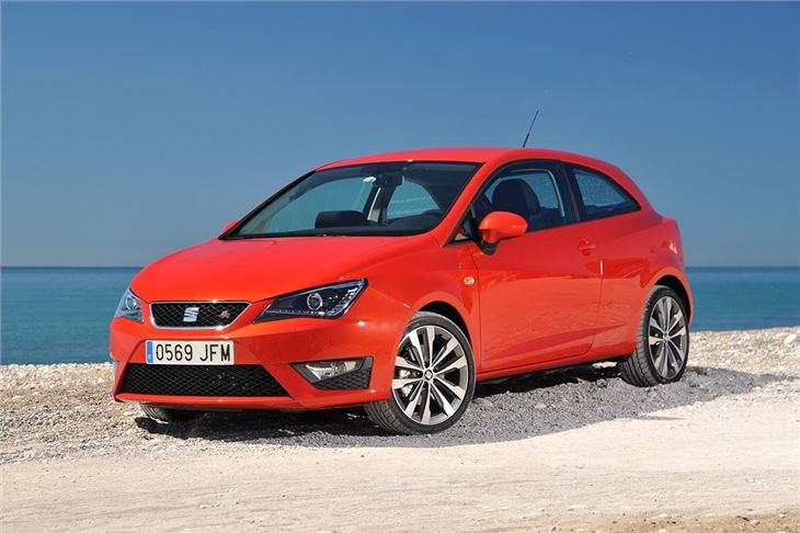 seat ibiza 1 4 tdi 2015 road test road tests honest john. Black Bedroom Furniture Sets. Home Design Ideas