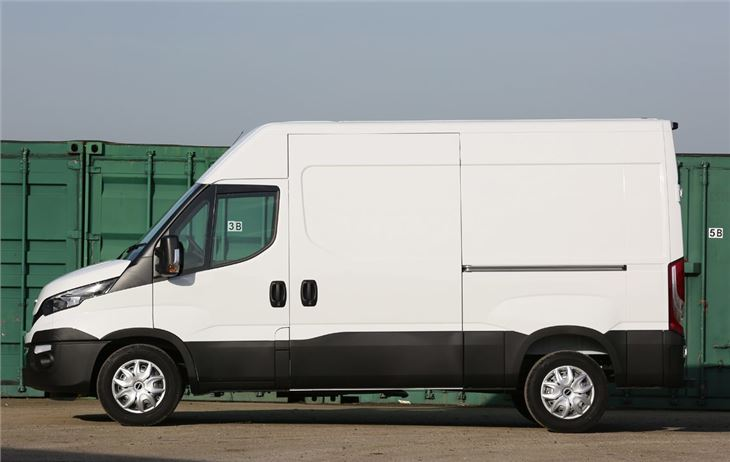 Iveco Daily 2014 Van Review Honest John