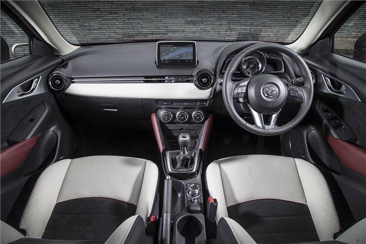 Mazda Cx 3 2015 Car Review Honest John