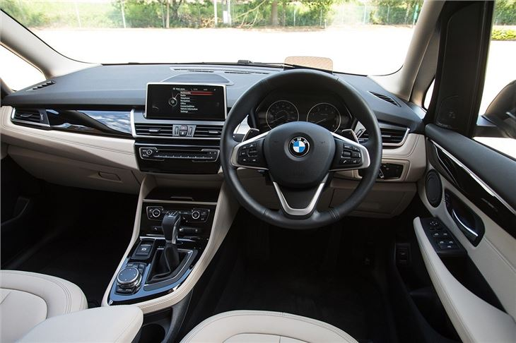 Bmw 2 Series 218i Gran Tourer 2015 Road Test Road Tests