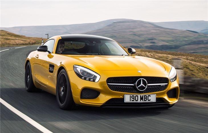 Mercedes Benz Amg Gt 2015 Car Review Model History