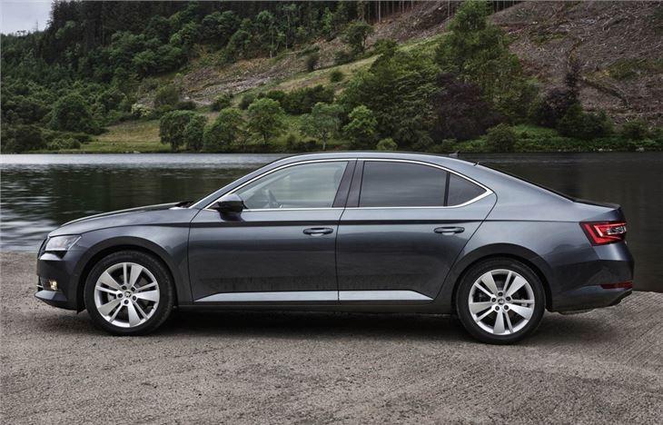 Skoda Superb 2015 Car Review Honest John