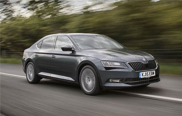 Skoda Superb 2015 Car Review Honest John