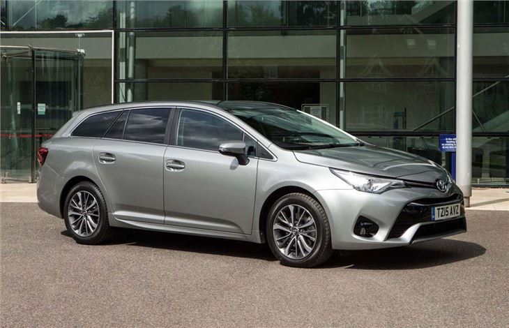 Toyota Finance Deals >> Toyota Avensis Touring Sports 2015 - Car Review | Honest John