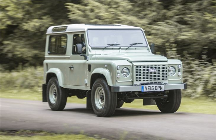 land rover defender honest john with  on News Land Rover Defender To Be Scrapped together with Volvo Owners Manual moreover Honda Reading additionally Sports Car Projects Triumph moreover Mitsubishi Pajero Old Model.