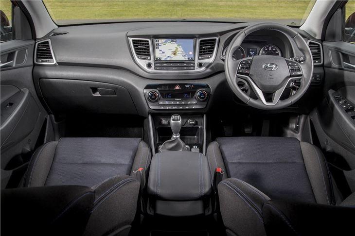 Hyundai Tucson 2015 - Car Review | Honest John