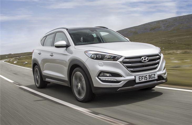 Hyundai Tucson 2015 Car Review Honest John