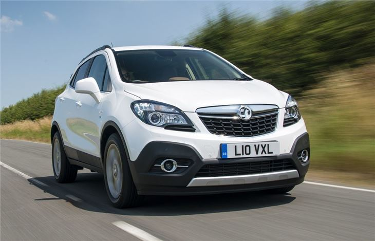 How Much Does It Cost To Register A Car >> Vauxhall Mokka 2012 - Car Review | Honest John