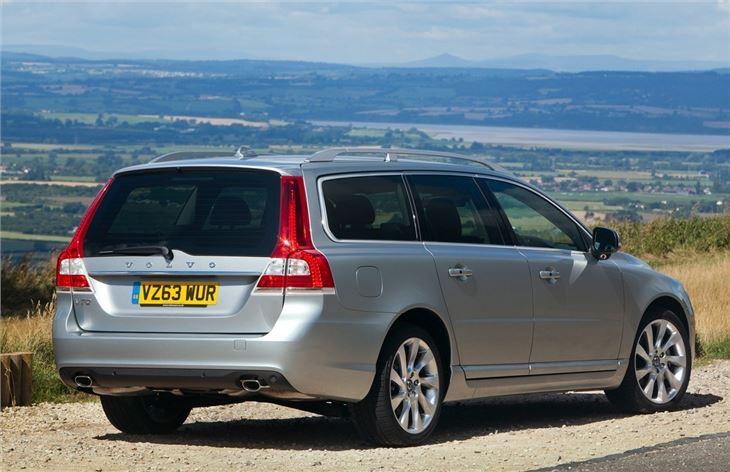 Volvo V70 2007 - Car Review | Honest John