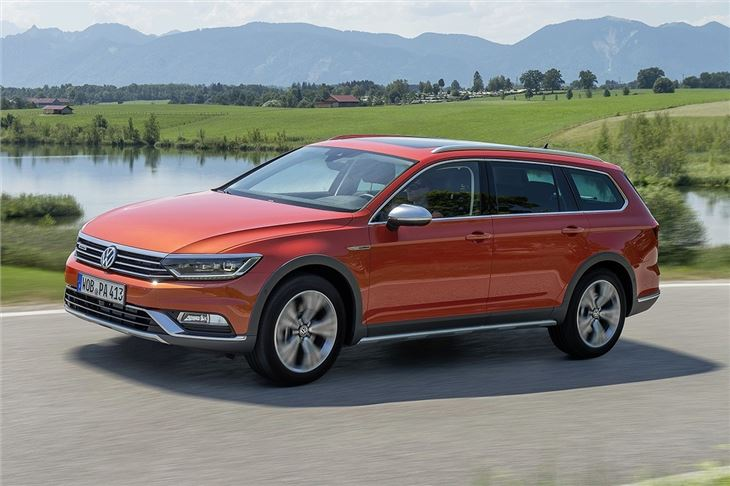 volkswagen passat alltrack 2015 road test road tests honest john. Black Bedroom Furniture Sets. Home Design Ideas