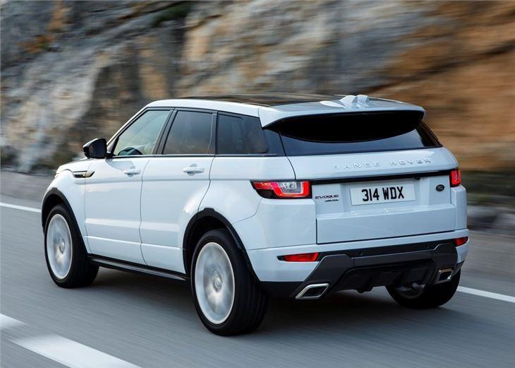 Range Rover Evoque 2 0 Ingenium Diesel 2015 Road Test