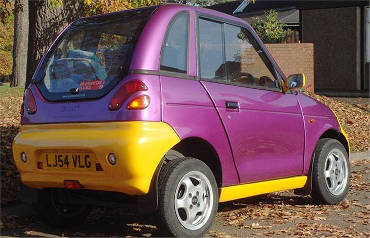 G Wiz Car Price