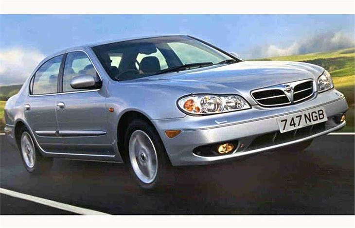 Nissan Maxima Qx 2000 Car Review Honest John