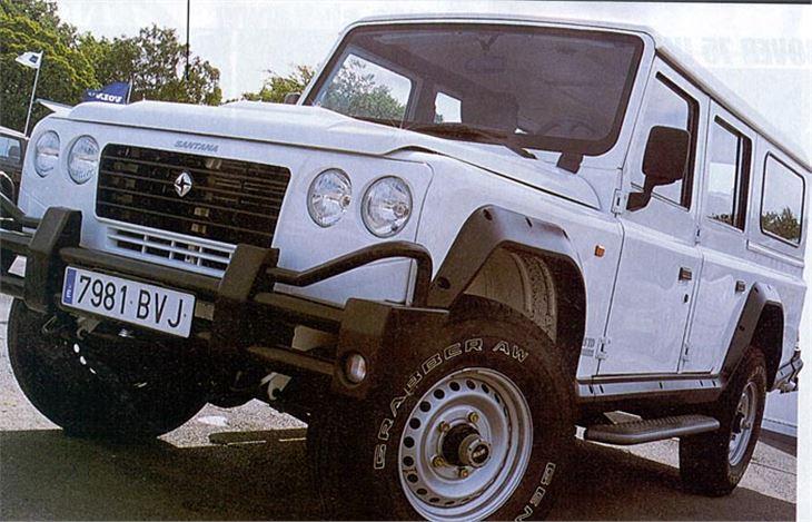 Go Auto Insurance Quote >> Santana Anibal 2002 - Car Review | Honest John