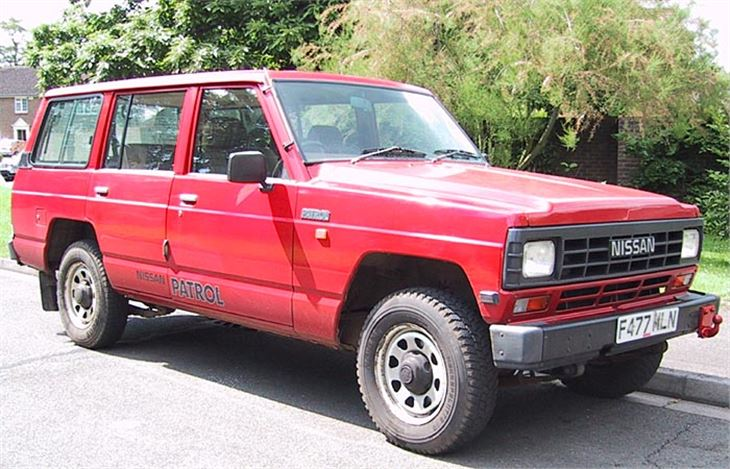 Nissan Patrol 1983 - Car Review | Honest John