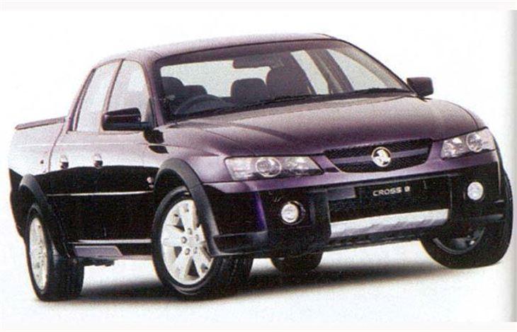 Holden Crewman Cross 8 2004 Car Review Honest John