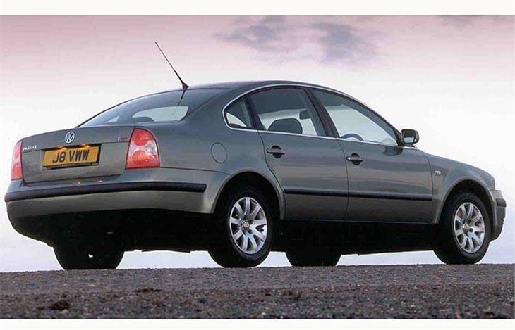 Volkswagen Passat 2001 Road Test Road Tests Honest John