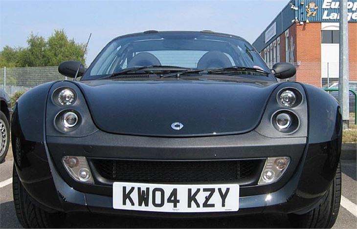 Ford Fiesta Dimensions >> Smart Roadster Light 2004 Road Test | Road Tests | Honest John