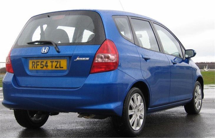 Honda Fit Mpg >> Honda Jazz 2005 CVT-7 Road Test | Road Tests | Honest John