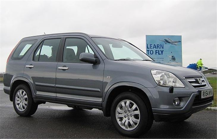 Honda Cr V 2 2i Ctdi 2005 Road Test Road Tests Honest John