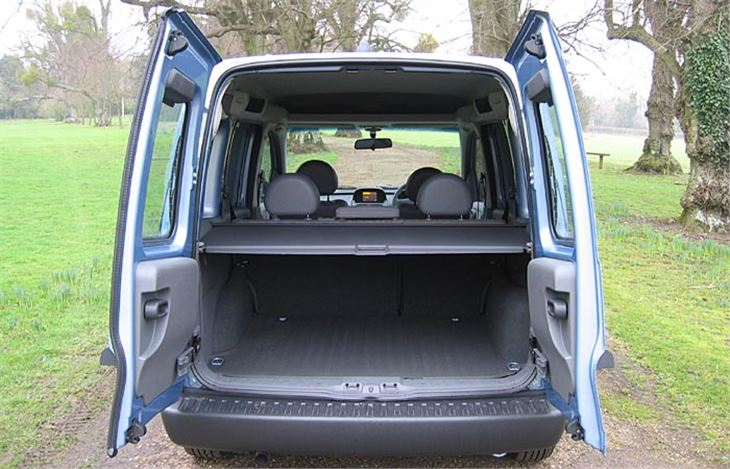 vauxhall combo crewvan 2005 road test road tests. Black Bedroom Furniture Sets. Home Design Ideas