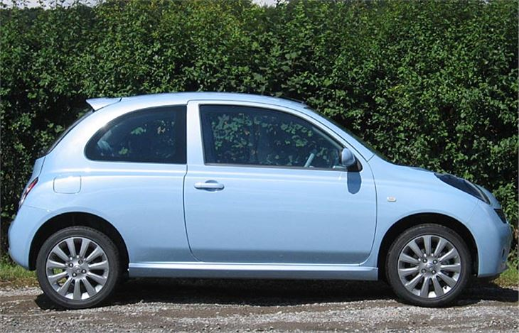 Nissan Micra K12 160sr And Sport Dci 2005 Road Test
