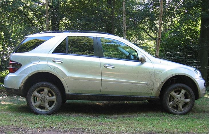 Mercedes Benz Ml 320cdi 2005 Road Test Road Tests