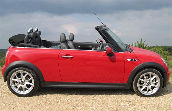 Best Tire Prices >> MINI Cooper S Convertible R52 2005 Road Test | Road Tests ...