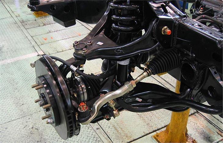 Mitsubishi L200 Triton 2006 Road Test Road Tests