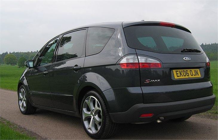 Ford S Max 2006 Road Test Road Tests Honest John