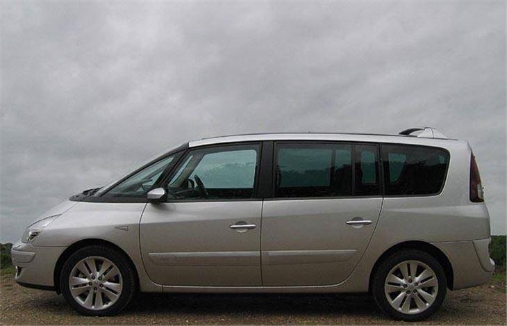 renault grand espace 2006 road test road tests honest john. Black Bedroom Furniture Sets. Home Design Ideas