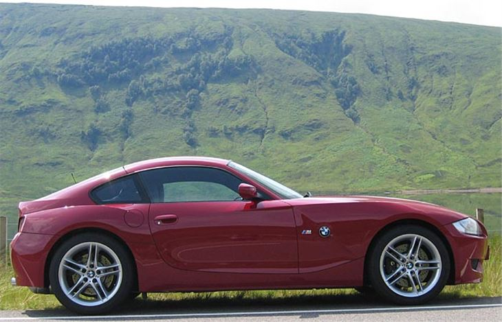Bmw Z4 3 0i Coupe And Z4m 2006 Road Test Road Tests
