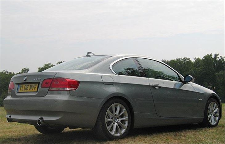 Bmw 3 Series E92 Coupe 2006 Road Test Road Tests