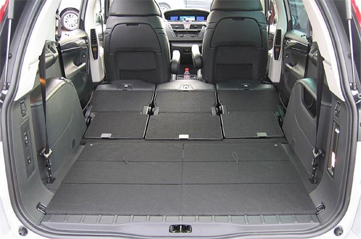 citroen c4 grand picasso 2006 road test road tests honest john. Black Bedroom Furniture Sets. Home Design Ideas