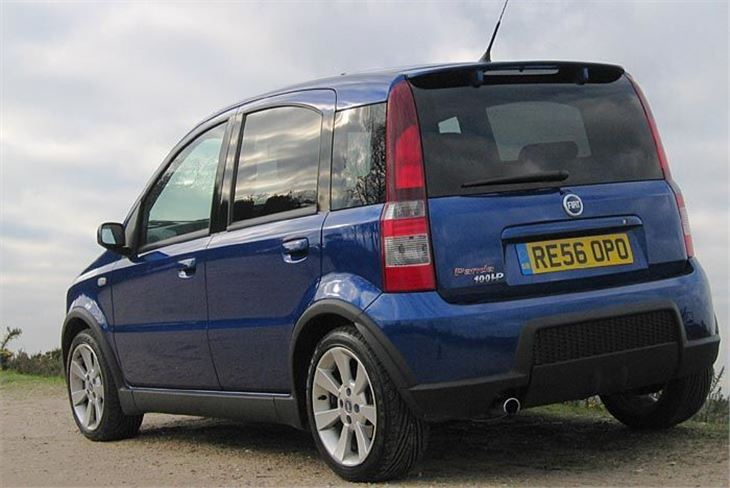 Fiat Panda 100hp 2007 Road Test Road Tests Honest John