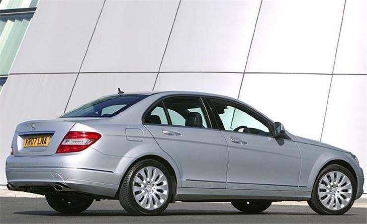 Mercedes benz c class w204 2007 road test road tests for Mercedes benz 700 series price