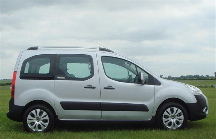 citroen berlingo multispace ii 2008 road test road tests honest john. Black Bedroom Furniture Sets. Home Design Ideas