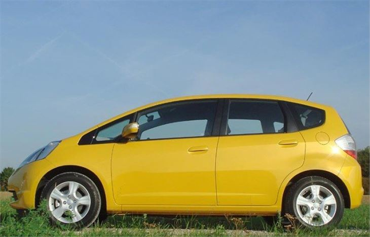 Honda Jazz 2009 Full Road Test Road Tests Honest John